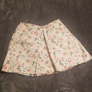 Gap Floral Skirt